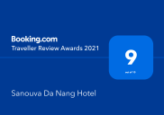 Traveller Review Awards 2021 by Booking.com