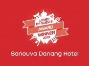 Loved by Guests award 2019 by Hotels.com