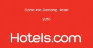 Guest Review Score 2016 by Hotels.com