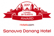 Loved by Guests and Review Score 2017 by Hotels.com