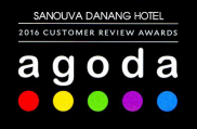 CUSTOMER REVIEW AWARDS 2016 BY AGODA.COM