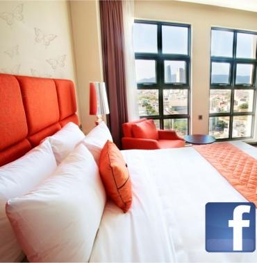 Trang chủ Facebook Khách sạn Sanouva Đà Nẵng
