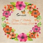 Happy 2nd birthday to Sanouva Danang Hotel