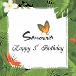 Chúc mừng Sinh nhật 3 tuổi Khách sạn Sanouva Đà Nẵng