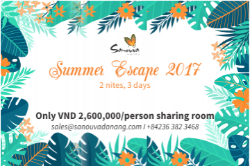 Summer Escape 2017