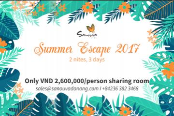 Summer Escape 2017